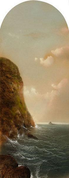 Headlands And Ocean