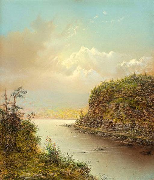 Lakeside Reverie