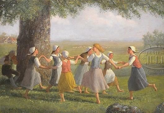 Dancing Children
