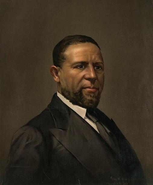 Senator Hiram Revels