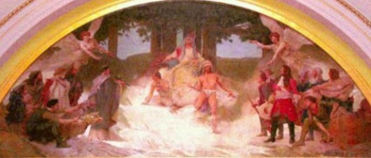 The Civilizers And Discoverers Led To The Source Of The Mississippi