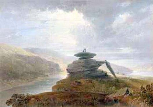 Jefferson Rock, Harper's Ferry