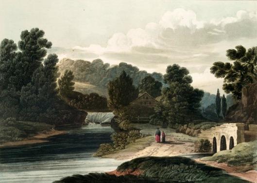 Jones' Falls, Near Baltimore