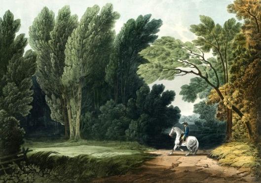 View Of The Spot Where Gen. Ross Fell Near Baltimore