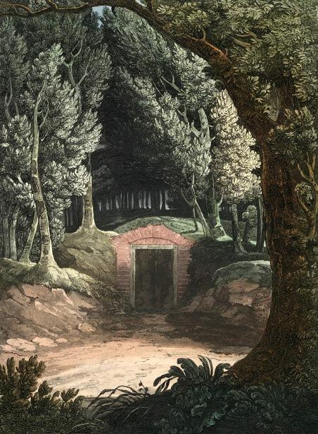 Washington's Sepulchre, Mount Vernon