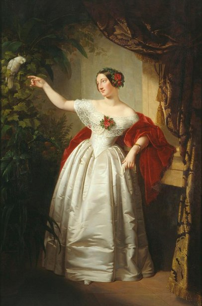 Alexandrina Of Baden