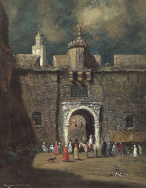 Fort Bab Azoun, Algiers