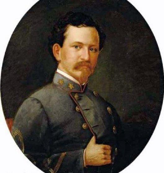 Lieutenant-Colonel William Miller Owen, C.S.A.