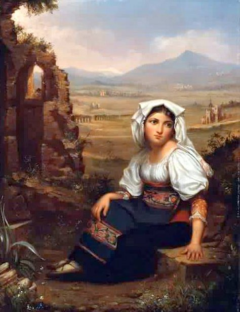 Memories Of Italy 1854