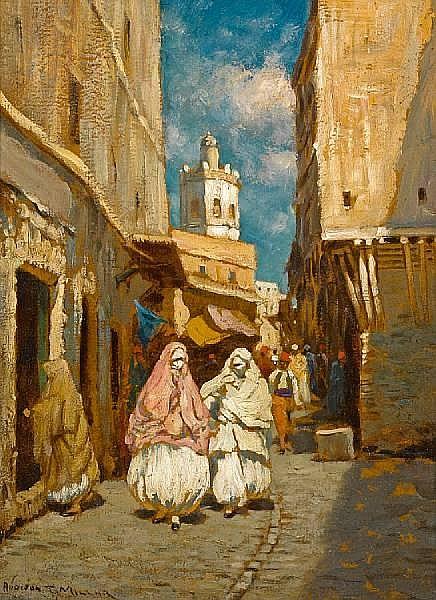 Rue Koleher, Algiers