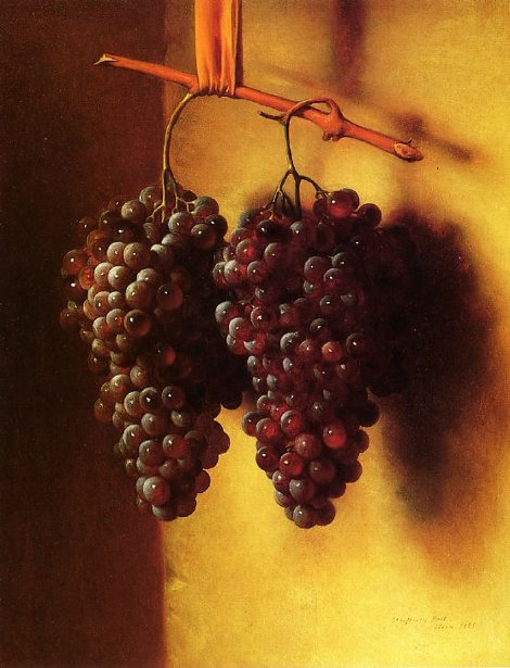 The Twins, Chianti Grapes