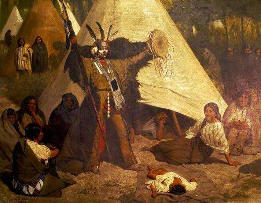 Native North American Medicine Man