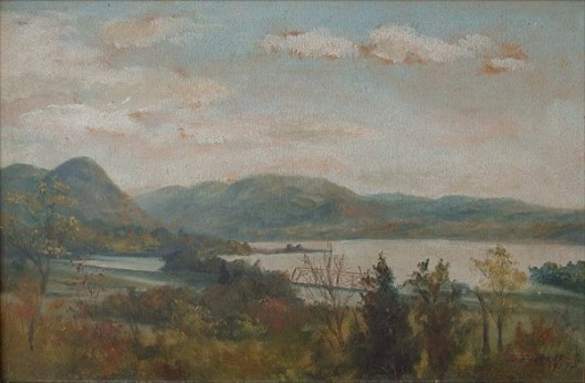 The Northern Gate To The Hudson Highlands