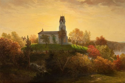 St. Mary's In The Highlands, Garrison, New York
