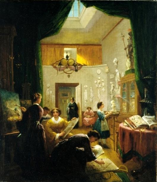 Women's Art Class