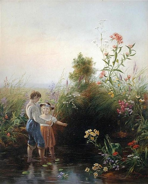 The Young Anglers - Prairie Flowers