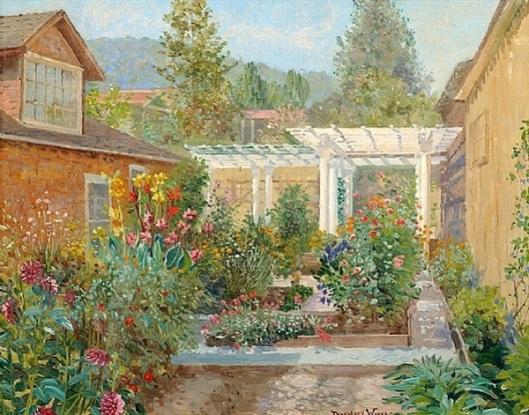 Artist's Studio, Saratoga Garden