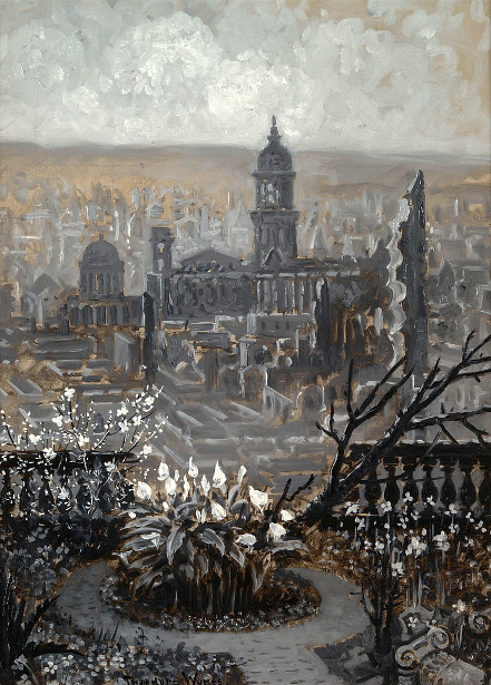 Ghost City - San Francisco After The 1906 Earthquake And Fire