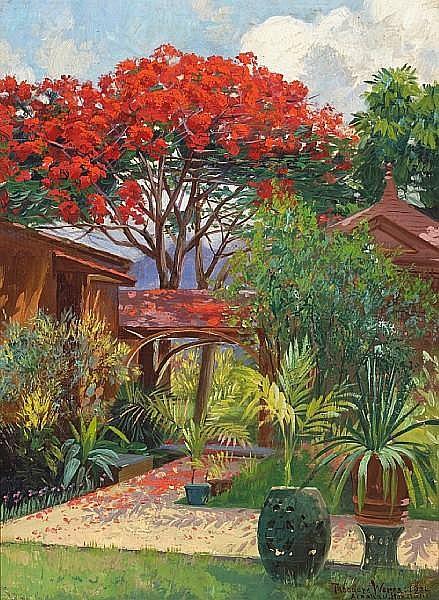 Honolulu Garden, Ainahau