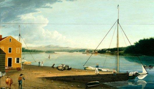 Hudson River Landing