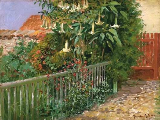 Sherman Rose Tree Garden