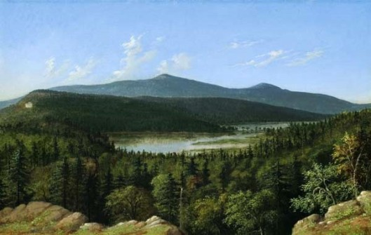 Twin Lakes And Catskill Mountain House