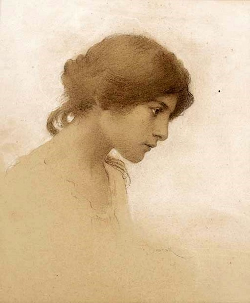 A Young Girl
