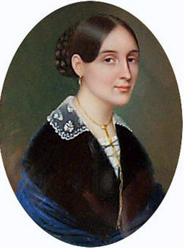 Mrs. Henry Fenwick Thompson (Margaret Sprigg Oliver Thompson)