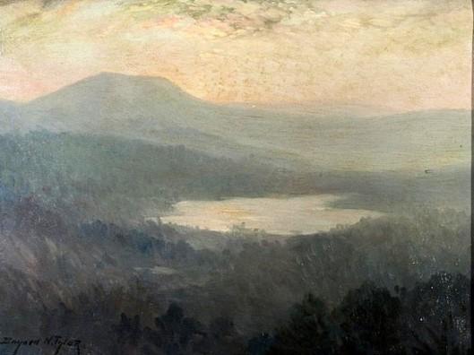 Catskill Mountain Lake