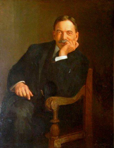 Frederick Henry Sykes