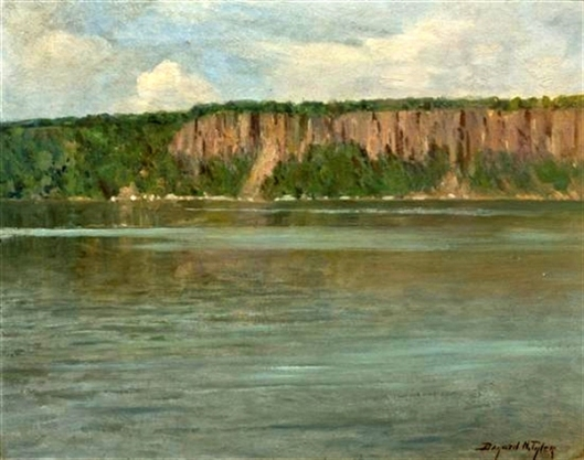 The Palisades On The Hudson