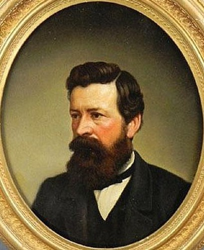 A Bearded Gentleman