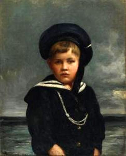 Boy In A Sailor Suit
