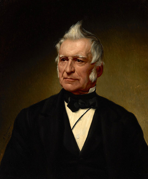 Captain Louis-Joseph Papineau