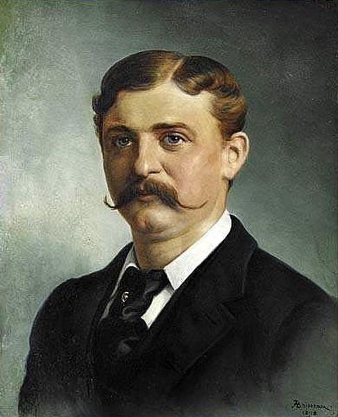 Edward Boisseau, The Artist's Son