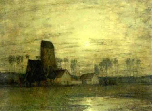 Moonlight Landscape, Arbonne