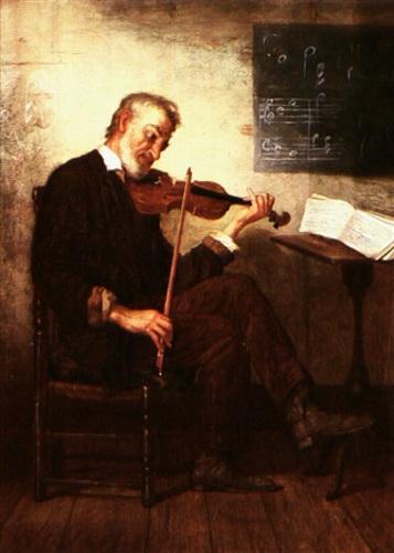 A New England Professor Of Psalmody