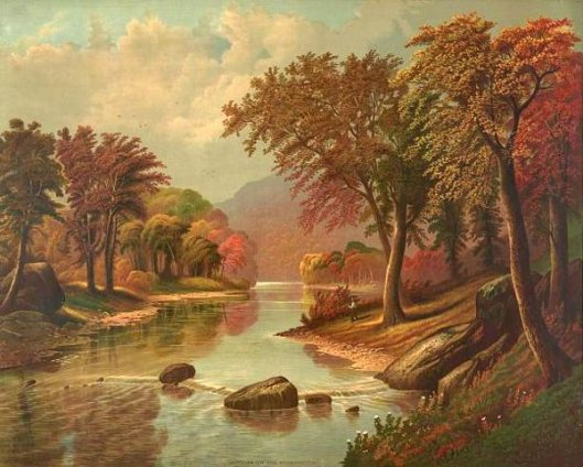 Autumn On the Wissahicon