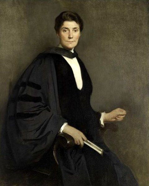 President Mary Emma Wooley