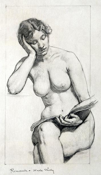 Romance - A Nude Study