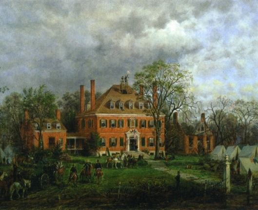 The Old Westover House