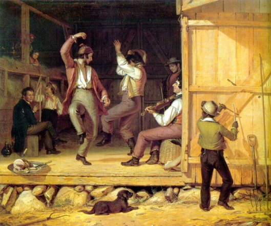 Dance Of The Haymakers