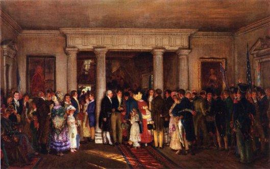 The Lafayette Reception