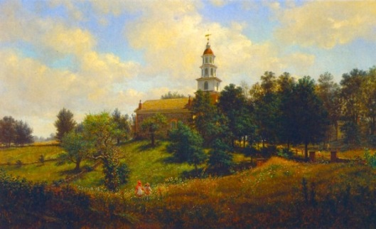 The Old Dutch Church, Bruynswick