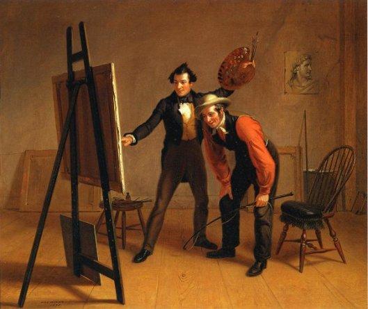 The Painter's Triumph