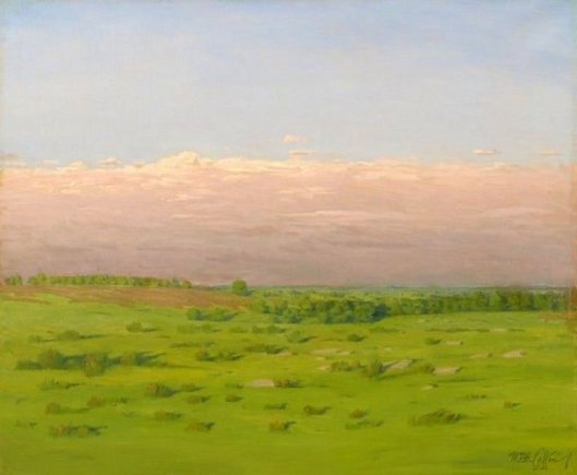 The Plain, Late Afternoon