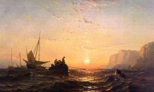 Fishermen Off Grand Manan