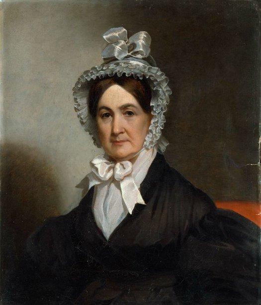 Mrs. Robert Jenkins (Catharine Carmichael)