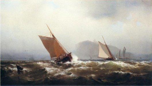 Stormy Breezes