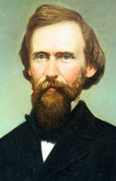 Gentleman With A Beard